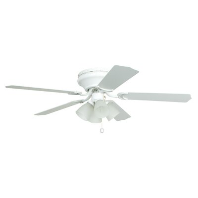 Rosales 52 Brilliante 5-Blade Ceiling Fan