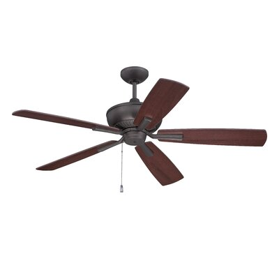 "52"" Hollomon 5-Blade Ceiling Fan ALTH2361 41990972"