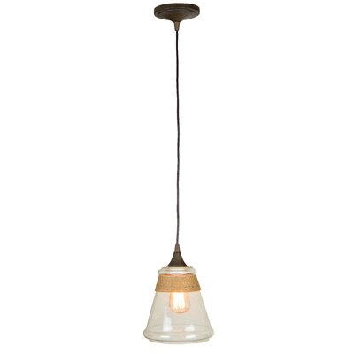 Dunleith 1-Light Mini Pendant