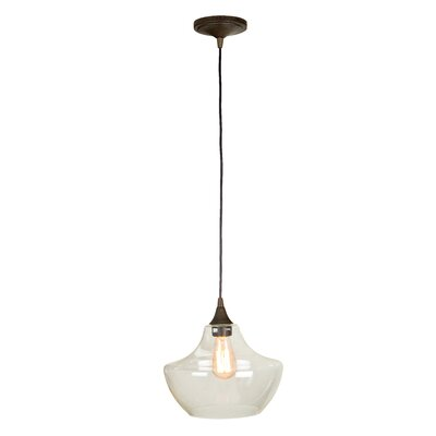 McClellandville 1-Light Mini Pendant