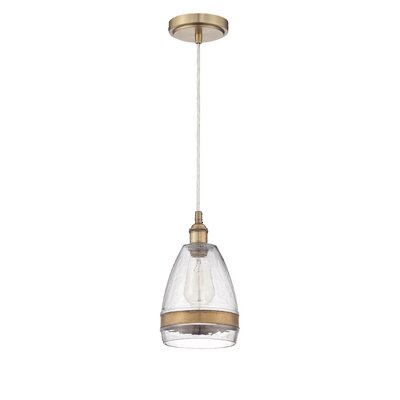 Quigley 1-Light Mini Pendant