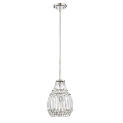 Yeji 1-Light Mini Pendant