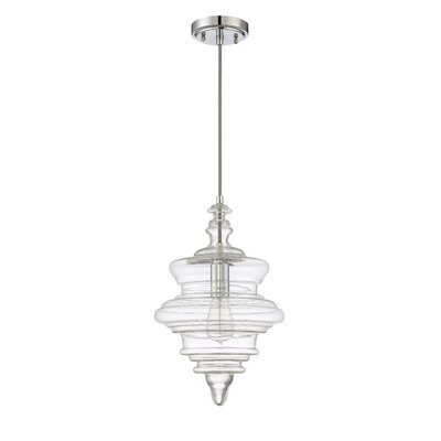Pressley 1-Light Mini Pendant