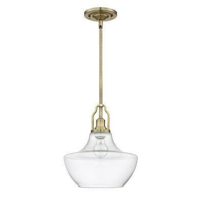 Hutchison 1-Light Mini Pendant
