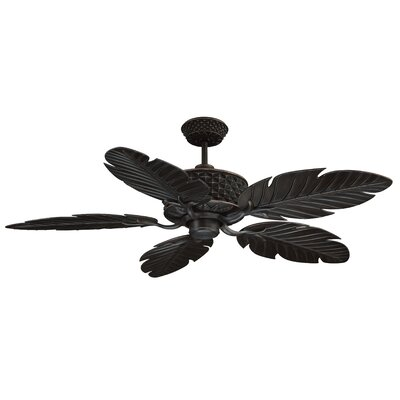 52 Trevon 5-Blade Ceiling Fan with Wall Remote