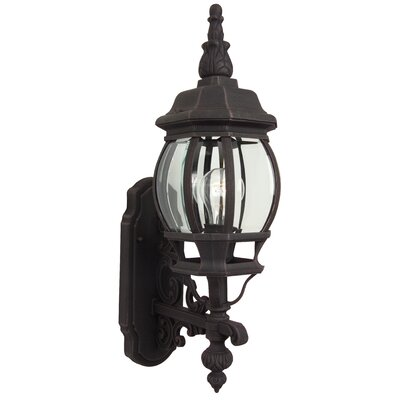 Oakhill Traditional 1-Light Outdoor Sconce