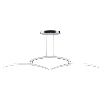 Davidson 2 Arm LED Kitchen Island Pendant