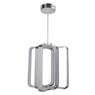 Moana 4 Arm 1-Light LED Foyer Pendant