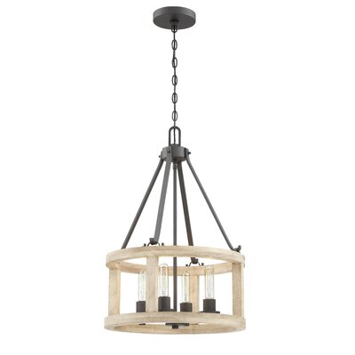 Maranda 4-Light Foyer Pendant