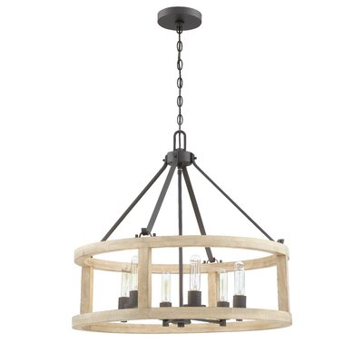 Maranda 6-Light Foyer Pendant