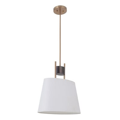 Brinsley 1-Light Mini Pendant