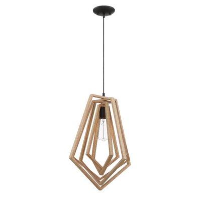 Shelbi 1-Light Geometric Pendant