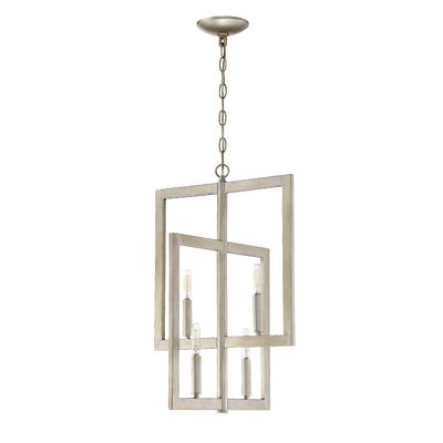 Dendron 4-Light Foyer Pendant