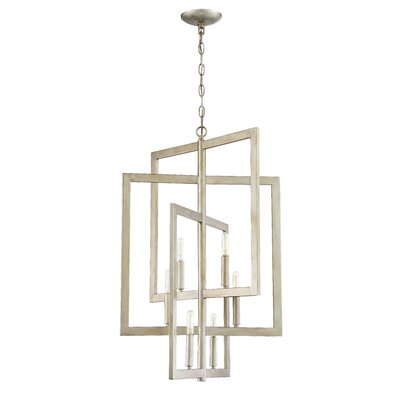 Dendron 6-Light Foyer Pendant
