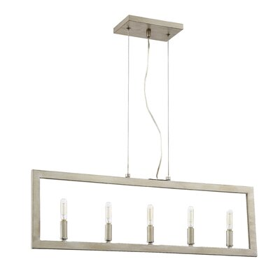 Rosanna 5-Light Kitchen Island Pendant