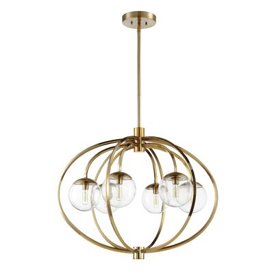 Bynoe 6-Light Chandelier