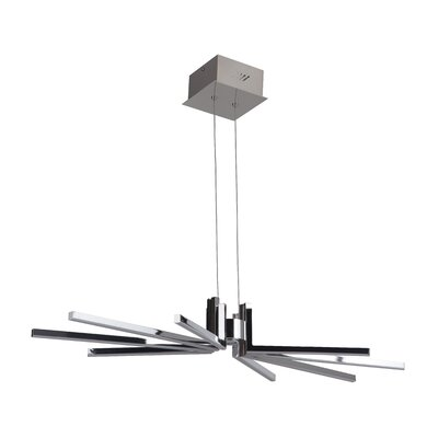 Ethan 8-Light LED Sputnik Chandelier