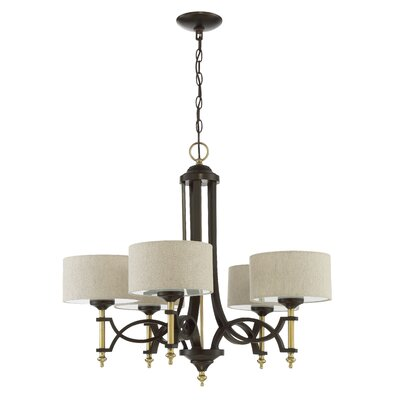Myrtle 5-Light Drum Chandelier
