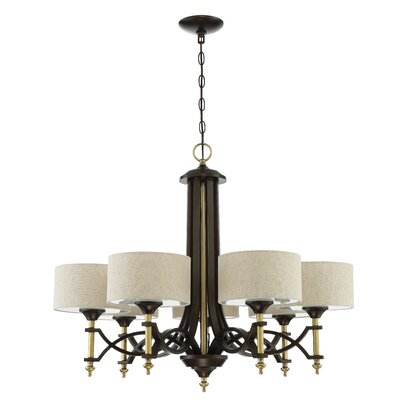 Myrtle 7-Light Drum Chandelier