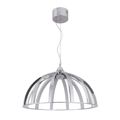 Moriarty 12-Light LED Inverted Pendant