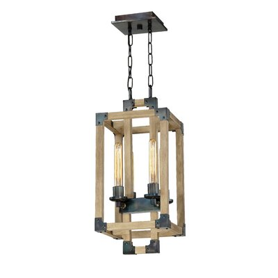 Tianna 4-Light Foyer Pendant