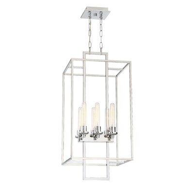 Noelle 6-Light Foyer Pendant