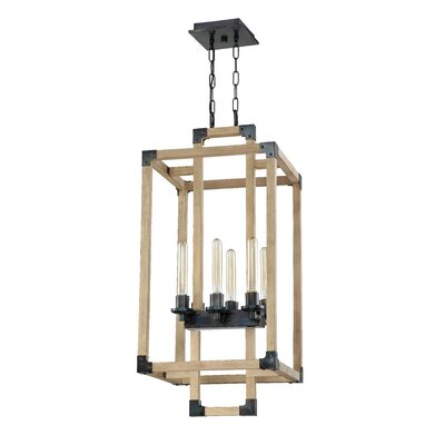 Tianna 6-Light Foyer Pendant