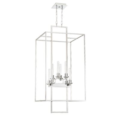 Gretna 8-Light Foyer Pendant