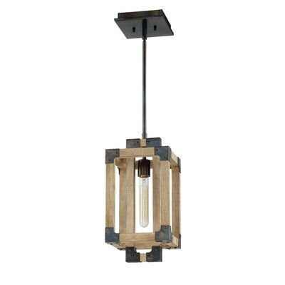 Tianna 1-Light Mini Pendant Finish: Chrome