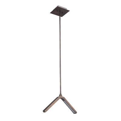Lothrop 1-Light LED Mini Pendant Finish: Patina Aged Brass