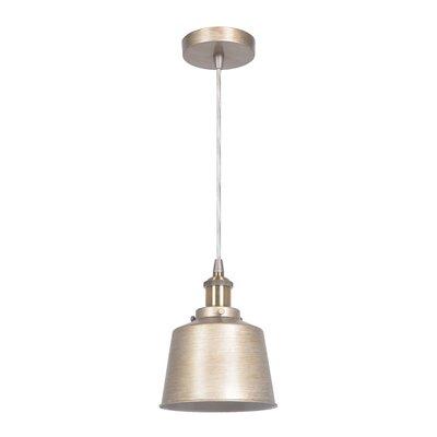Katmai 1-Light Mini Pendant Finish: Gold Twilight/Patina Aged Brass