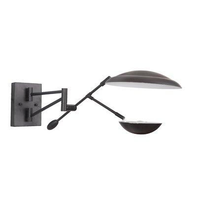 Brayden Studio Galante 1-Light LED Armed Sconce
