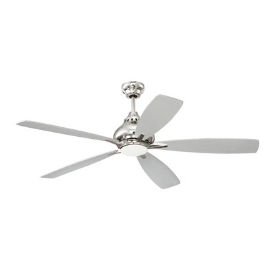 "52"" Ariel 5 Blade Ceiling Fan with Remote BRAY6027 39062817"