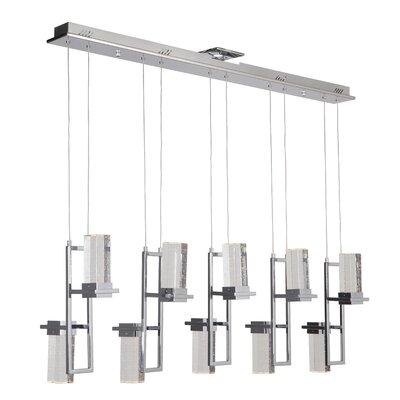 Amalfi 10-Light LED Kitchen Island Pendant