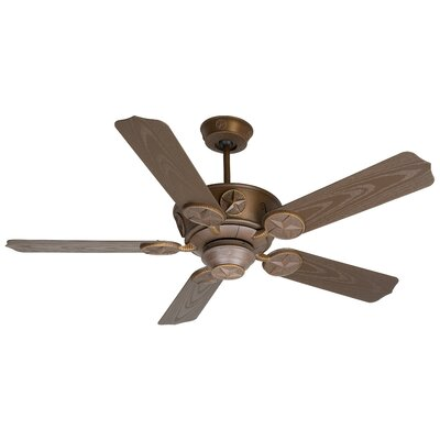 54 Osmond Traditional 5 Blade Ceiling Fan