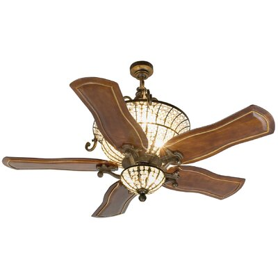 54 Ellis 5-Blade Ceiling Fan