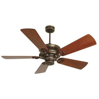 52 Jerimiah 5-Blade Ceiling Fan