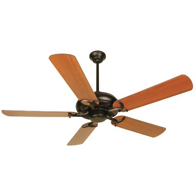 52 Brayson 5 Blade Ceiling Fan Fan Finish: Oiled Bronze