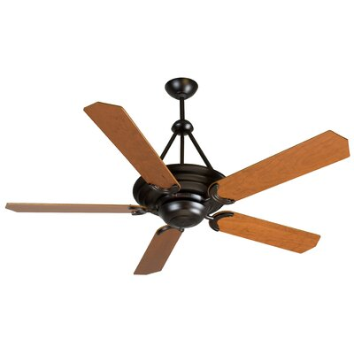 52 ForestHills 5-Blade Traditional Ceiling Fan