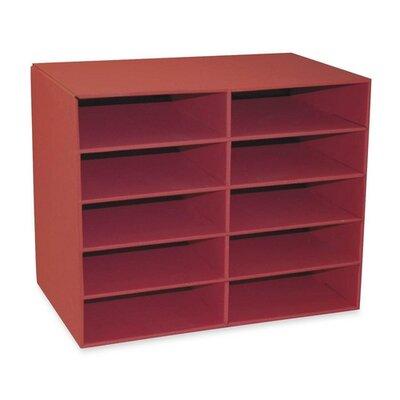10-Shelf Organizer