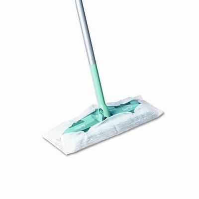 Swiffer Sweeper 10 Wide Mop, Green, 3/carton PGC09060CT
