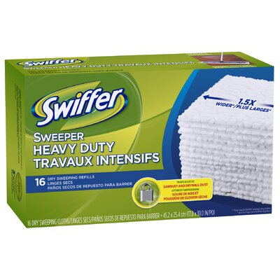 Procter & Gamble Swifter Sweeper Professional Cloths (Pack of 16) at Sears.com