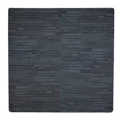 Tadpoles 4 Piece Wood Grain Playmat cpmsev832