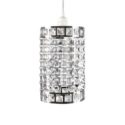 7 Metal Drum Pendant Shade