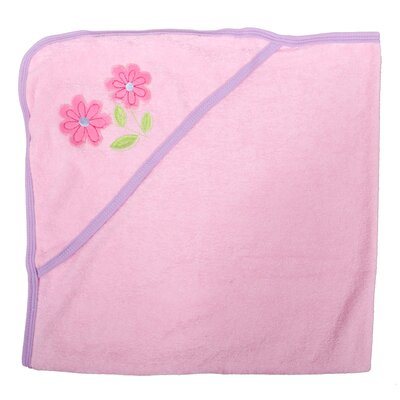 Flower Newborn Baby Hooded Bath Towel