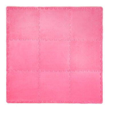 21 Piece Plush Playmat Set