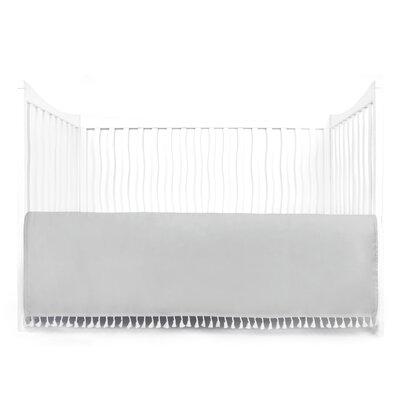 Dewayne Dust Ruffle Bed Skirt Color: Gray