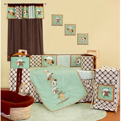 Tadpoles Bedding Collection Tadpoles Owls Crib Bedding