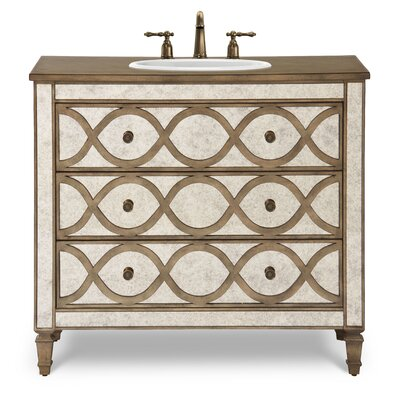 Designer Series 40 Brooks Bathroom Vanity Base
