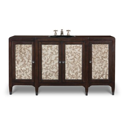Designer Series 66 Collier Sink Chest Vanity Base